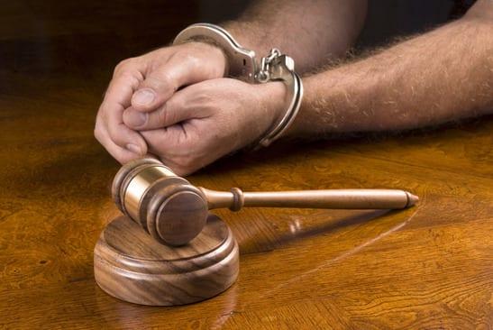 Arrested Man Criminal Attorney San Diego