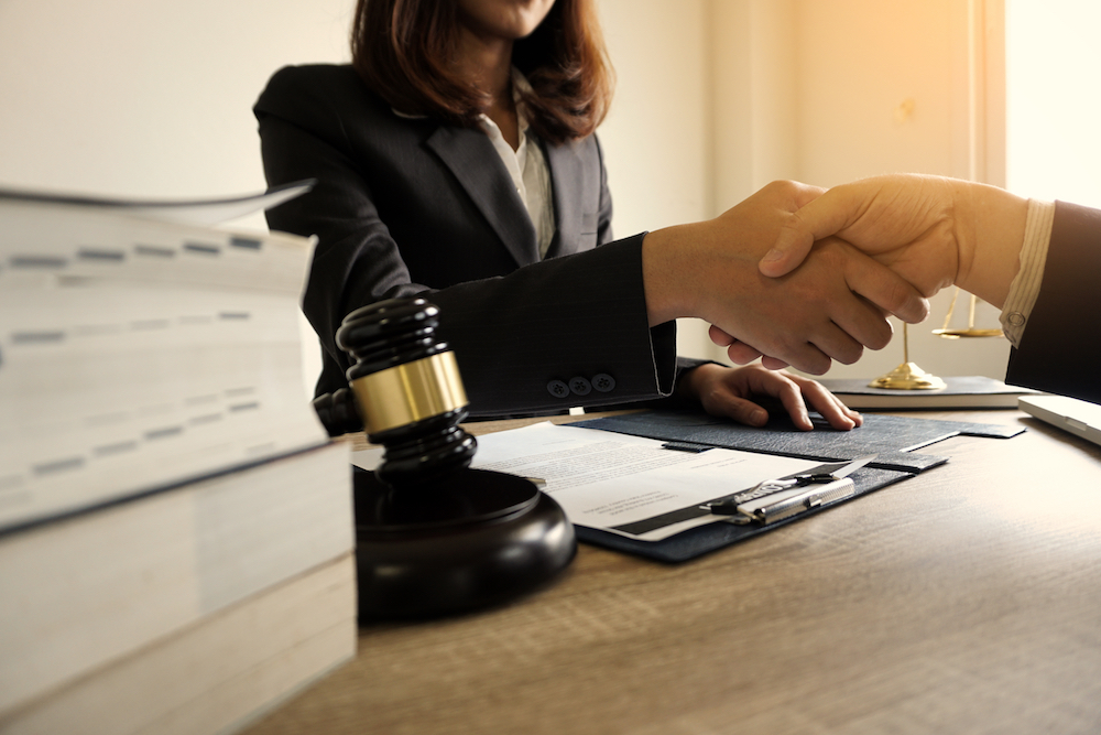 hiring a defense attorney