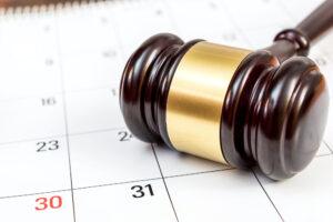 court date