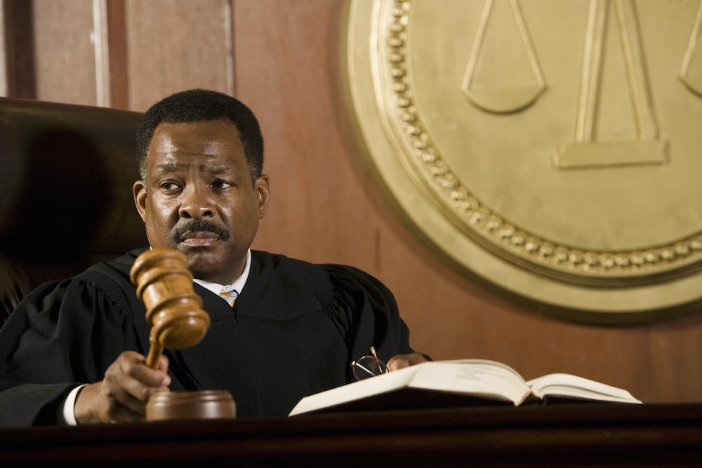 criminal trial judge