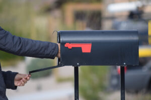 california mail theft